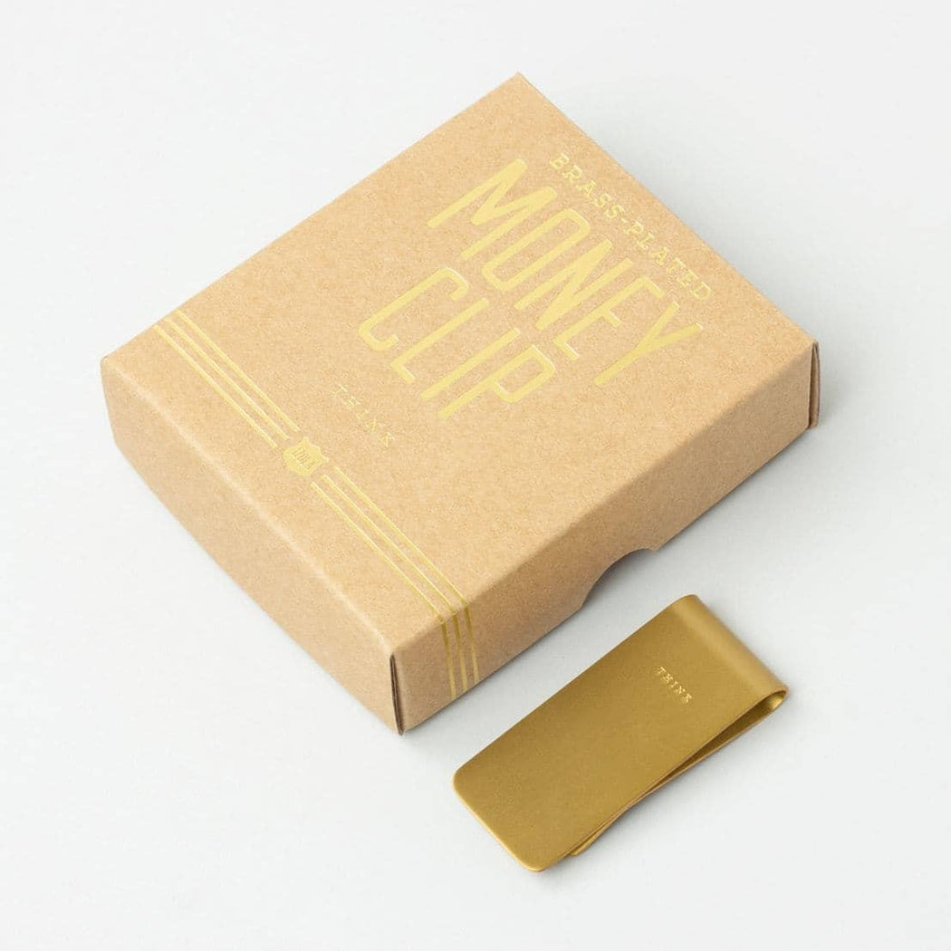 Money Clip - Think