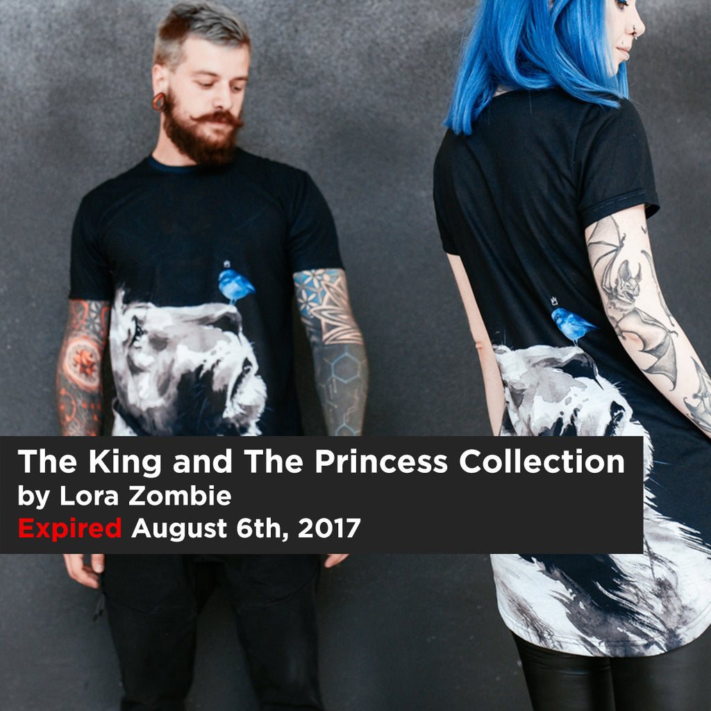 The King and The Princess Collection