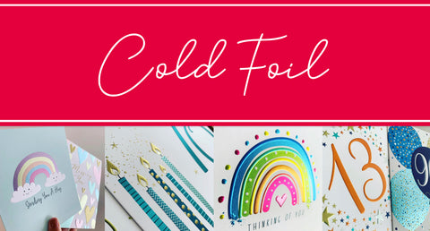 Cold Foil Examples