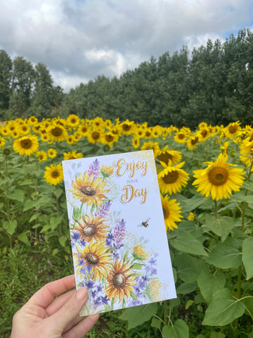Floral Cards by Cherry Orchard Publishing