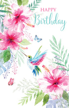 Load image into Gallery viewer, Floral Birthday