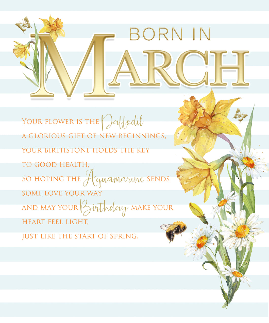 March Birthday