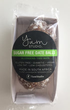 Load image into Gallery viewer, YumStudio Date Balls [No Added Sugar] 45g (Twinpack) Frozen