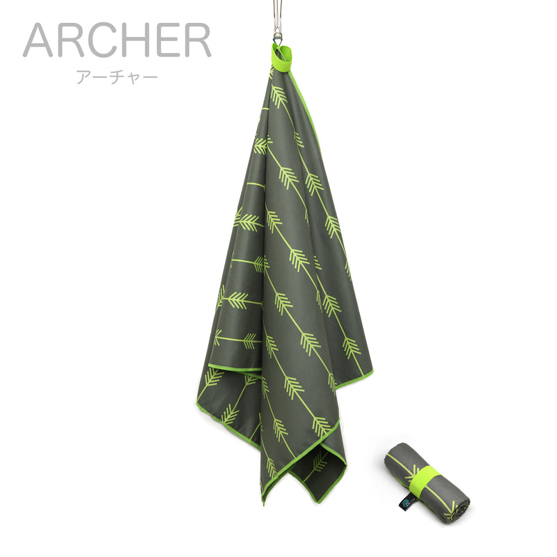 Acteon Beach Towel