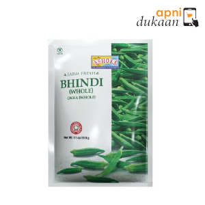 Ashoka Whole Baby Okra 310 gm - Apni Dukaan VIC