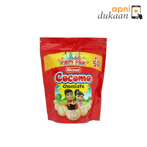 Bisconni Cocomo Biscuits Party Pack - Apni Dukaan