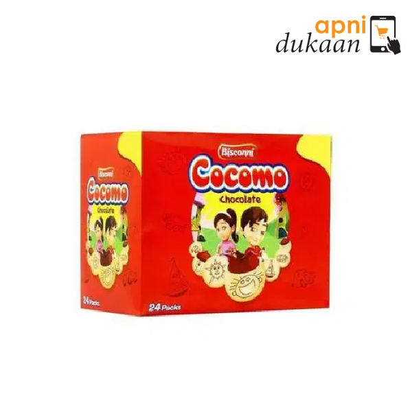 Bisconni Cocomo Biscuits (23g x 24) - Apni Dukaan VIC
