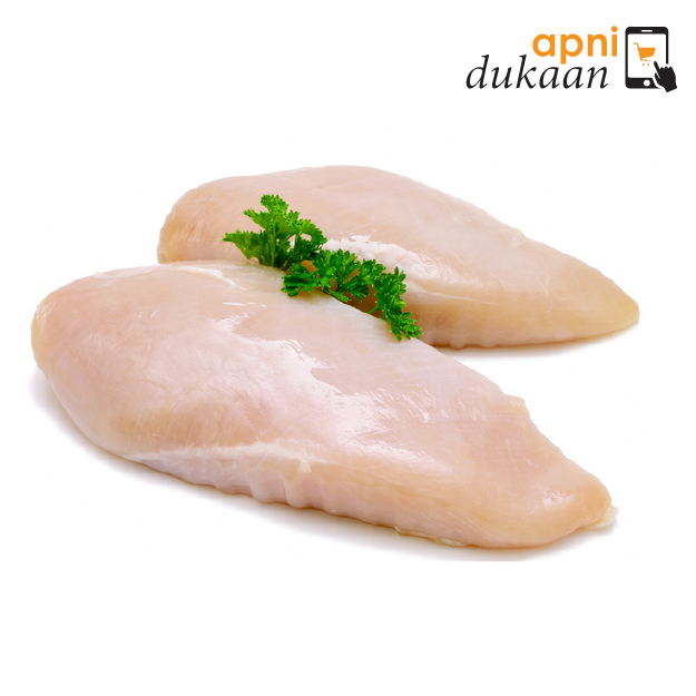 Hand Slaughtered Chicken Breast Fillet 1 kg - Apni Dukaan VIC