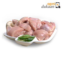 Hand Slaughtered Chicken Curry Pieces 1kg - Apni Dukaan VIC