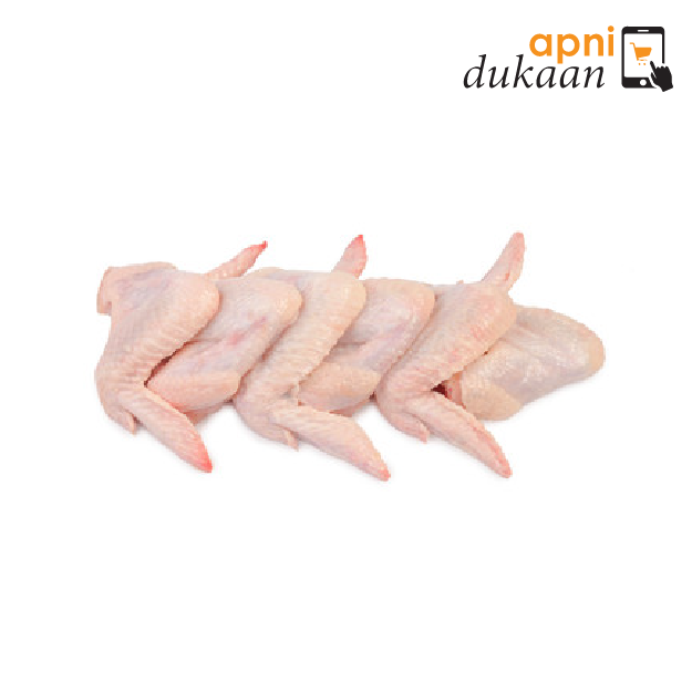 Hand Slaughtered Chicken Wings 1kg - Apni Dukaan VIC