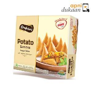 Dawn Aloo Samosa - Potato 640g (32 pcs) - Apni Dukaan VIC