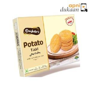 Dawn Aloo Tikki - Potato Cutlet 500g (10 pcs) - Apni Dukaan VIC