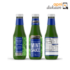 Hemani Mint Sauce 290gm (PET) - Apni Dukaan