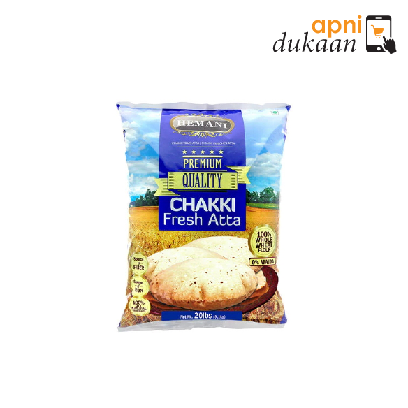Hemani Whole Meal Flour (Chakki Atta ) 1kg