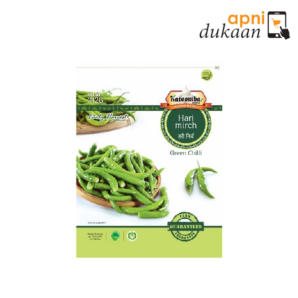 Katoomba Hari Mirch - Green Chilli 312g - Apni Dukaan VIC