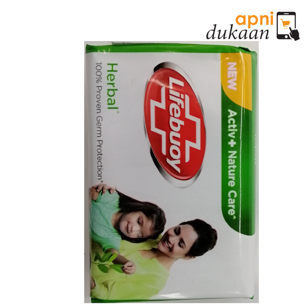 Lifeboy Herbal Bath Soap 175 gm