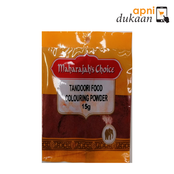 Maharaja Choice Orange Saffron Color 15 gm