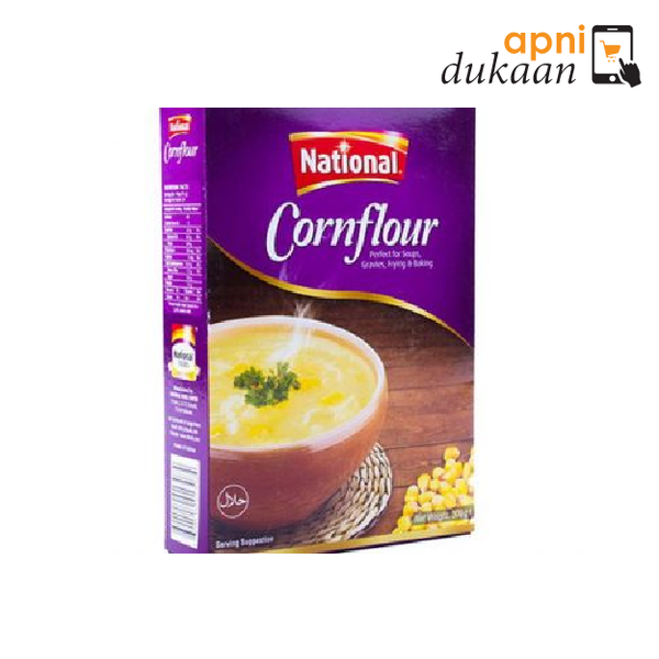 National Corn Flour 300g - Apni Dukaan