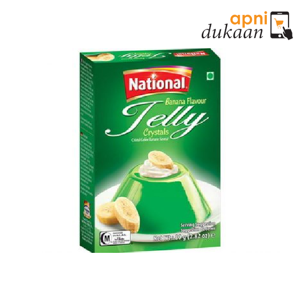 National Jelly Banana - Apni Dukaan