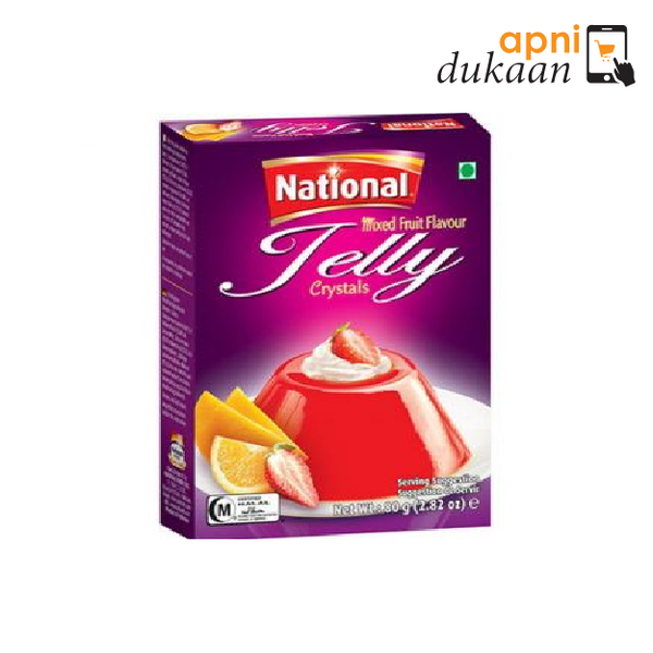 National Jelly Mix Fruit  - Apni Dukaan