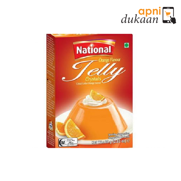 National Jelly Orange - Apni Dukaan