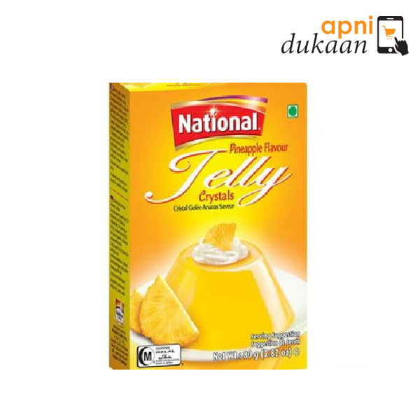 National Jelly Pineapple - Apni Dukaan