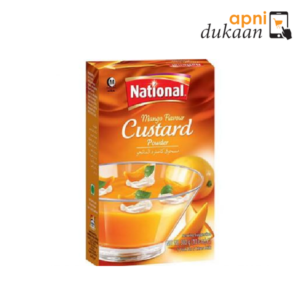 National Mango Custard - Apni Dukaan