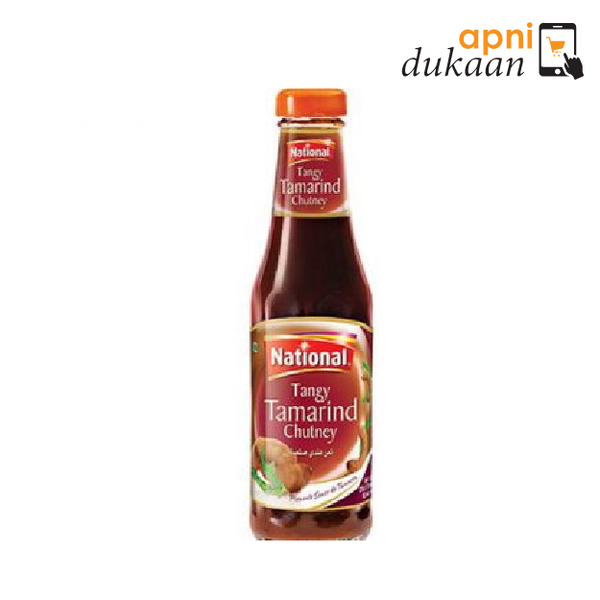 National Tangy Tamarind Chty 300ml - Apni Dukaan