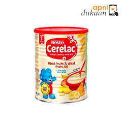 Nestle Cerelac Mix Fruit 1 kg - Apni Dukaan VIC