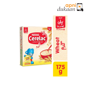 Nestle Cerelac Wheat 175 gm - Apni Dukaan VIC