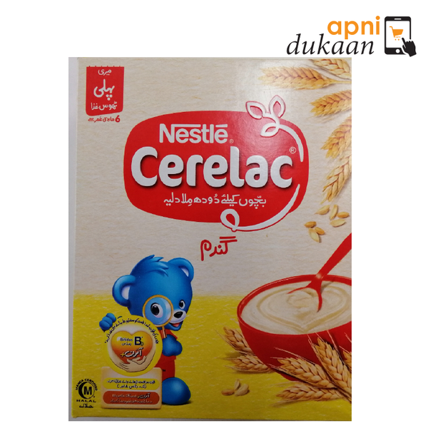 Nestle Wheat Cerelac 175 gm