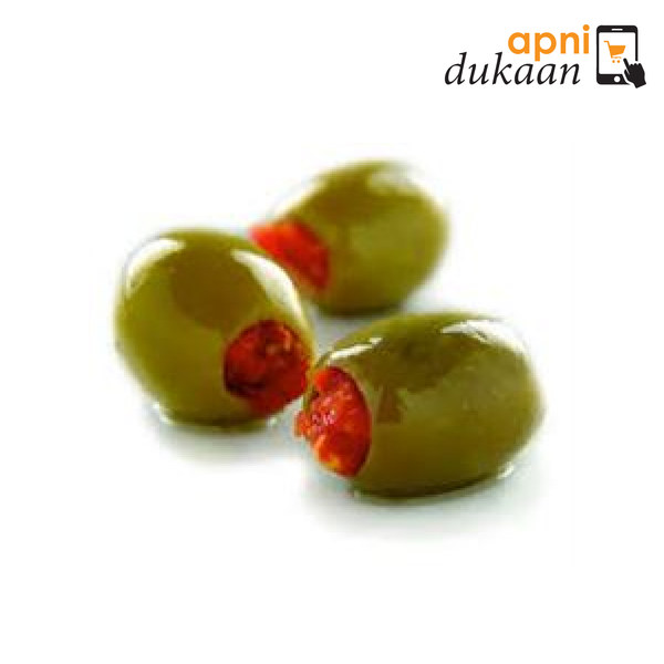 Yore Green Olives stuffed with papper 320 gm