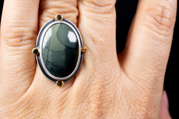 Morrison Ranch Jasper Ring