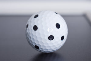 3-Piece Urethane Cover Ball with Uneekor Pattern (2 Dozen)-FREE SHIPPING* (Back Order)