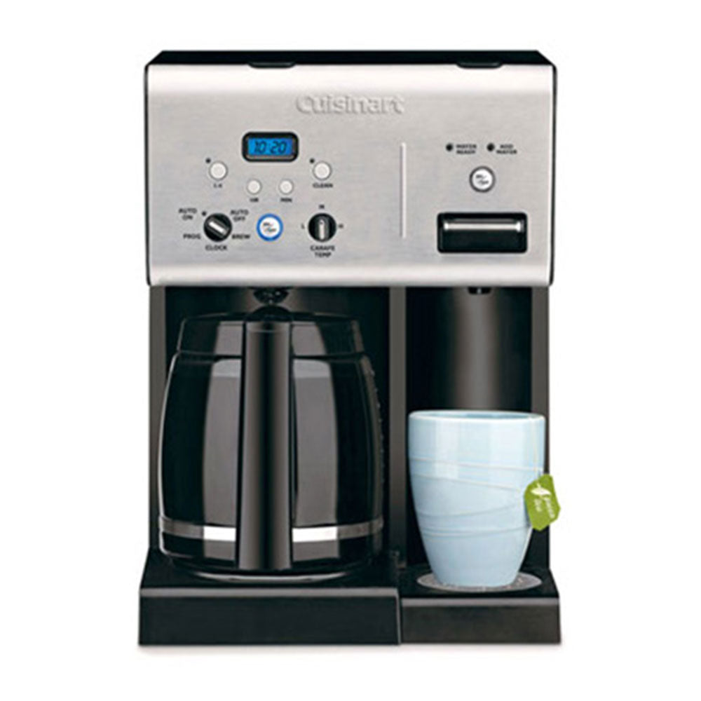 Cuisinart 12-Cup Programmable Coffeemaker With Hot Water System