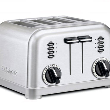 Cuisinart 4-Slice Toaster in Brushed Stainless