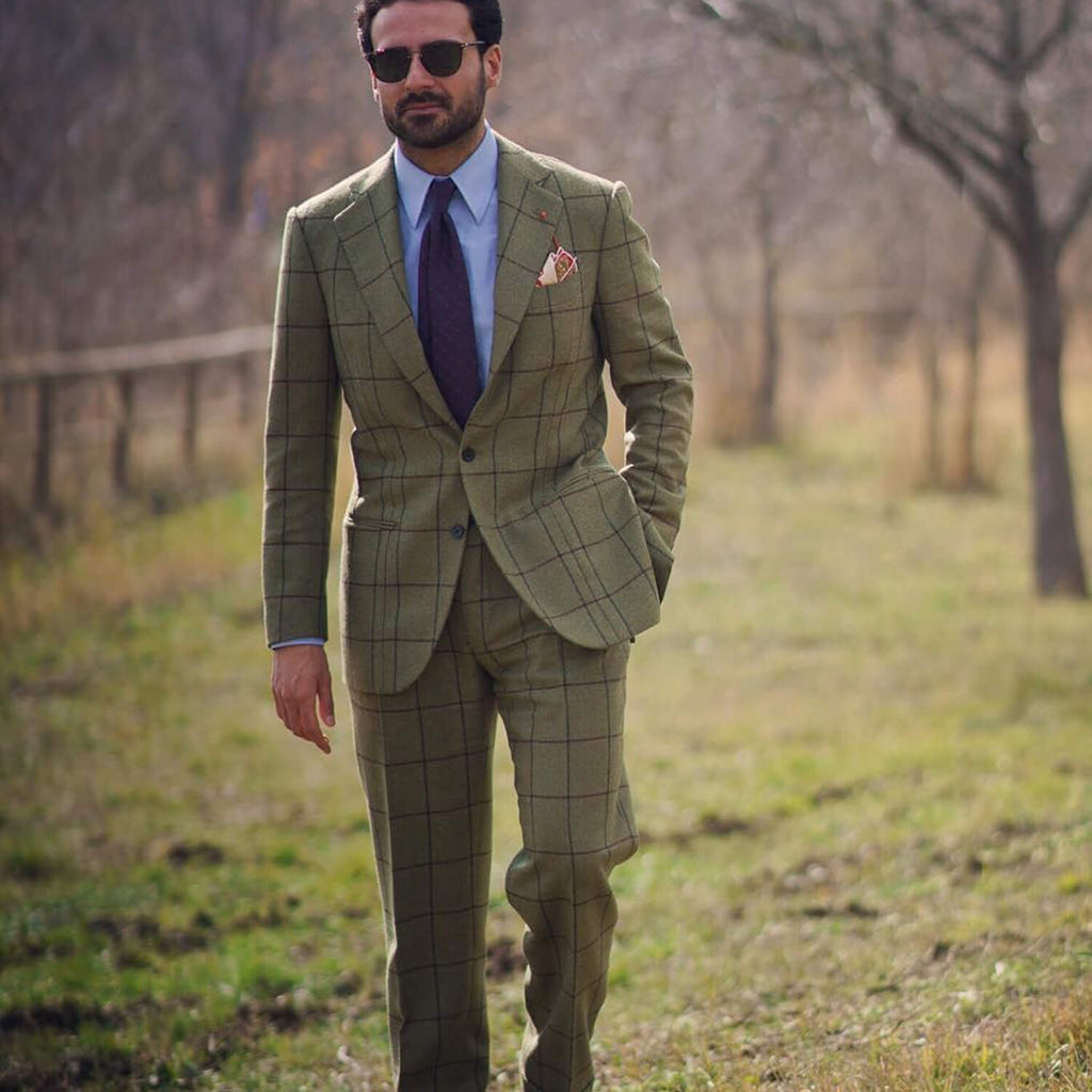 Fall Men Suits