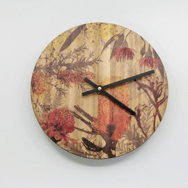 Wildflower Clock