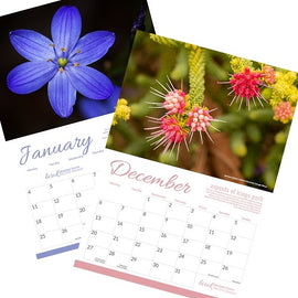 2021 Friends of Kings Park Calendar
