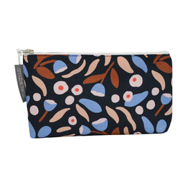 Wild Flower Cosmetic Bag