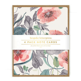 Blomstra Bird Notecard Set