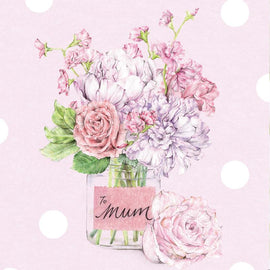 Mother's Bouquet Card