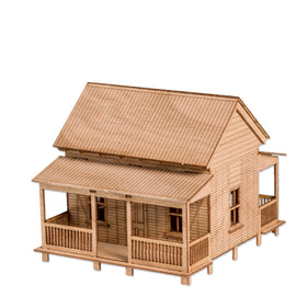 Colonial Cable Cottage Model Kit
