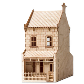Paddington Terrace Model Kit