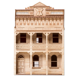 Richmond Terrace Model Kit