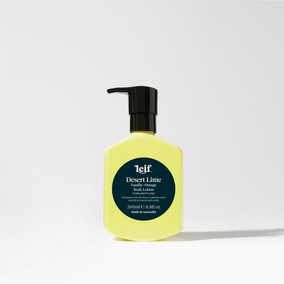 Desert Lime Body Lotion