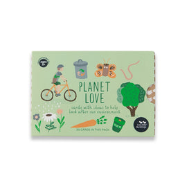 Planet Love Flash Cards