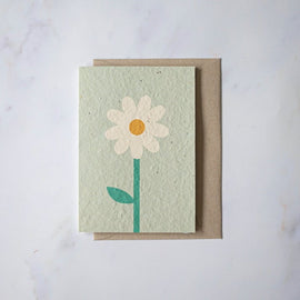 Daisy Plantable Card