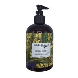 Lemon Myrtle Hand and Body Wash