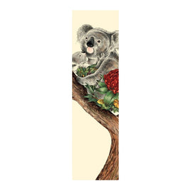 Koala Cuddle Bookmark